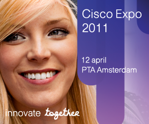 Cisco Expo 2011 - NL