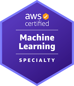 AWS Certified Machine Learning Specialty
