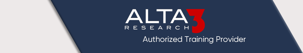 Alta3 Authorized Training Provider