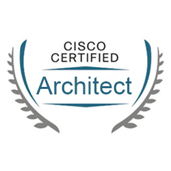 Cisco Certified Architect Logo