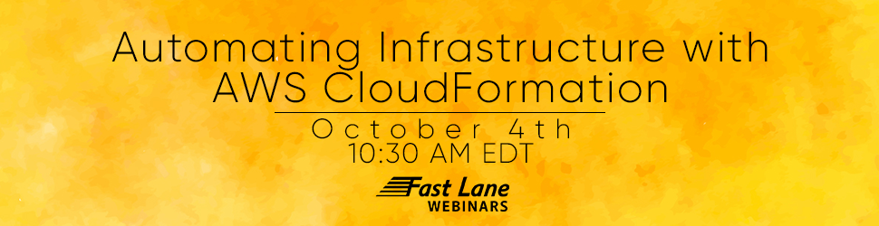 Automating Infrastructure with AWS CloudFormation