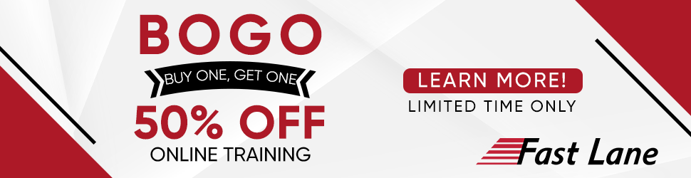 BOGO Online Training