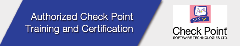 Check Point Training & Certification