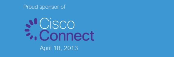 Fast Lane sponsoring Cisco Connect 2013, 18th April in Amsterdam and Brussels. Will we meet you there?