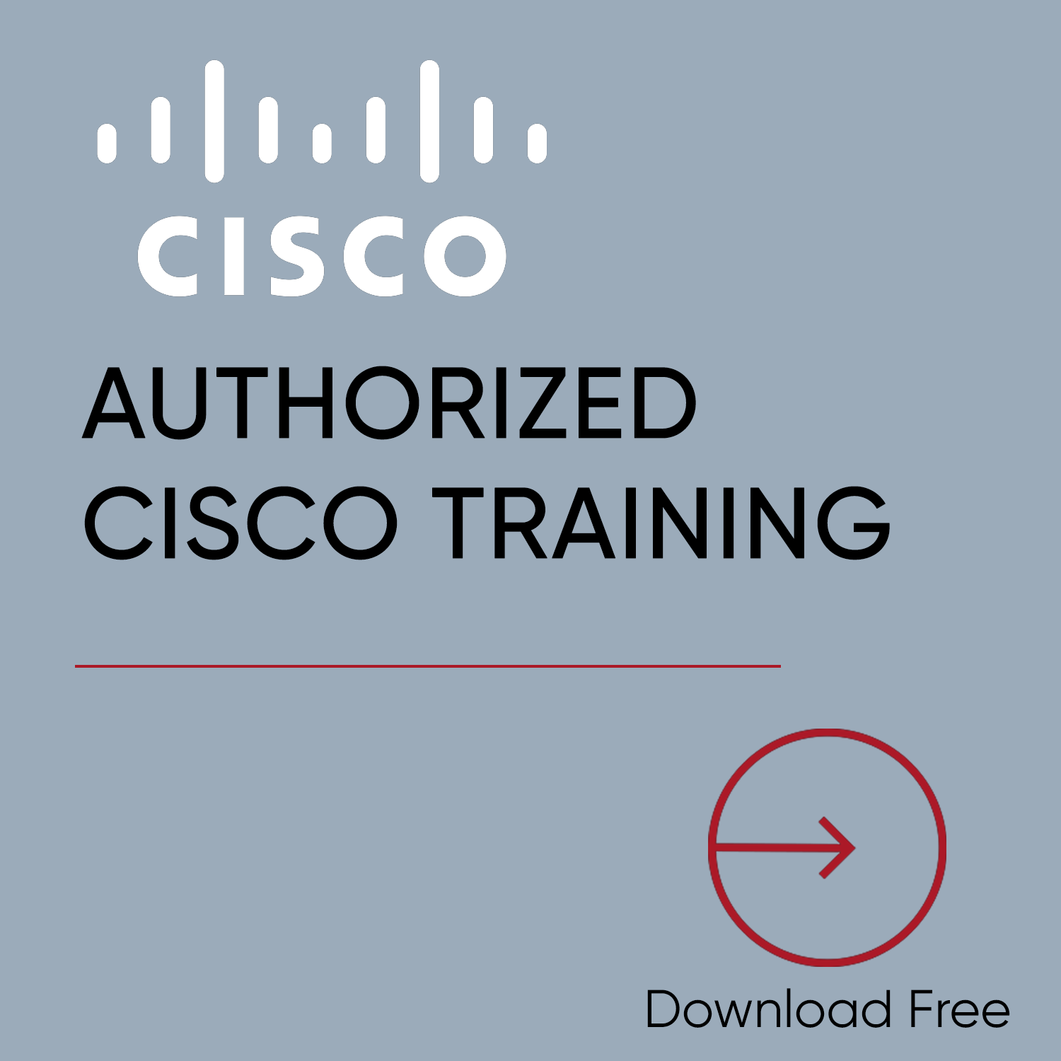 Cisco Data Center Track Map