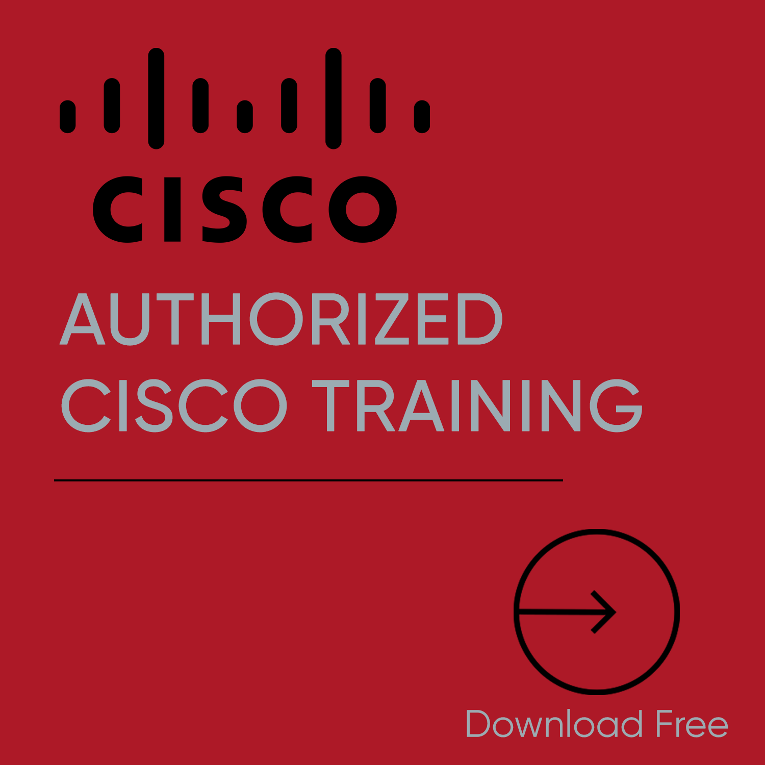 Cisco Security Track Map