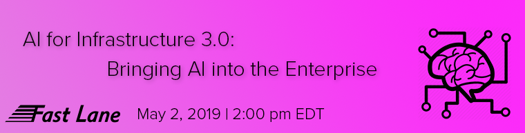 AI for Infrastructure 3.0