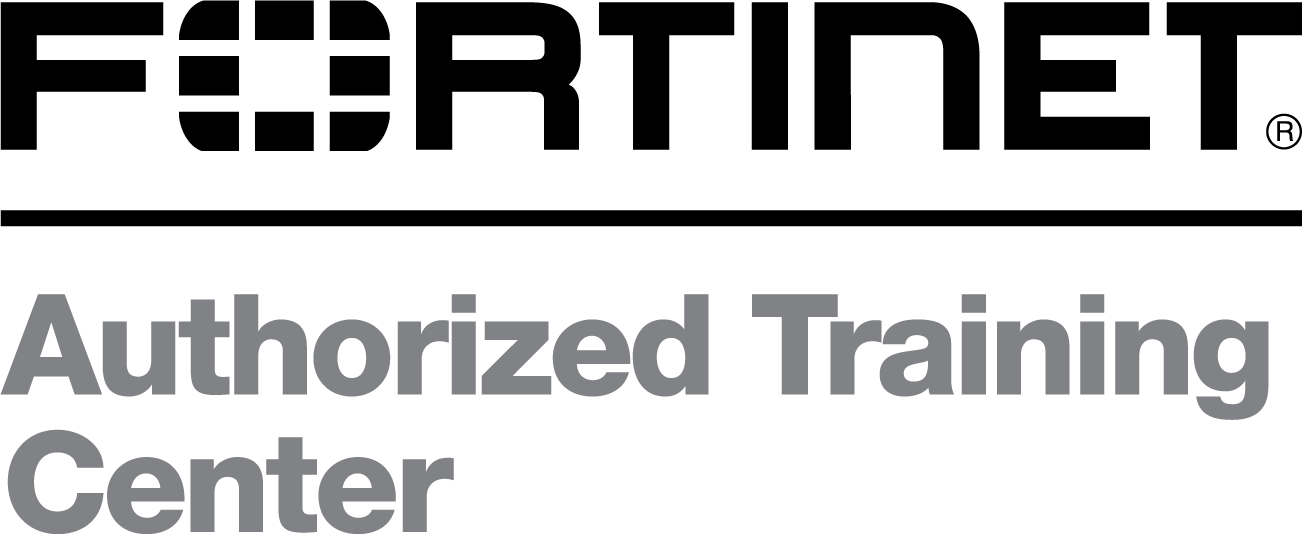 Fortinet Authorized Training Center Logo