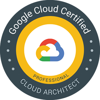Google Cloud Certified Professional Cloud Architect