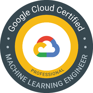 Google Cloud Certified Professional Machine Learning Engineer