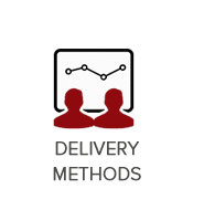 Delivery Methods, Classroom + Virtual Options