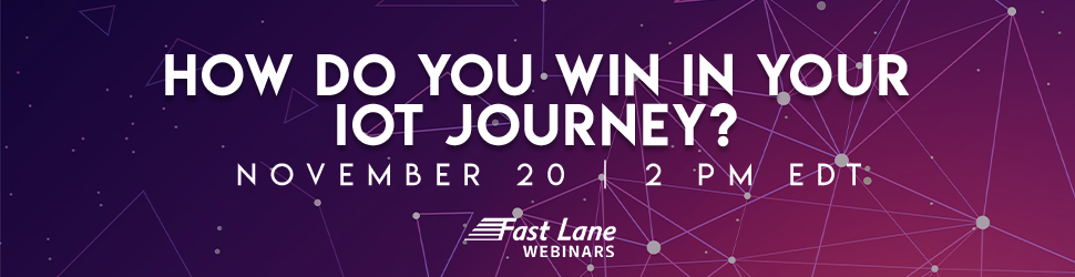 How Do You Win In Your IoT Journey?