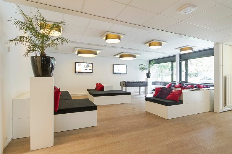 Lounge trainingscentrum Utrecht