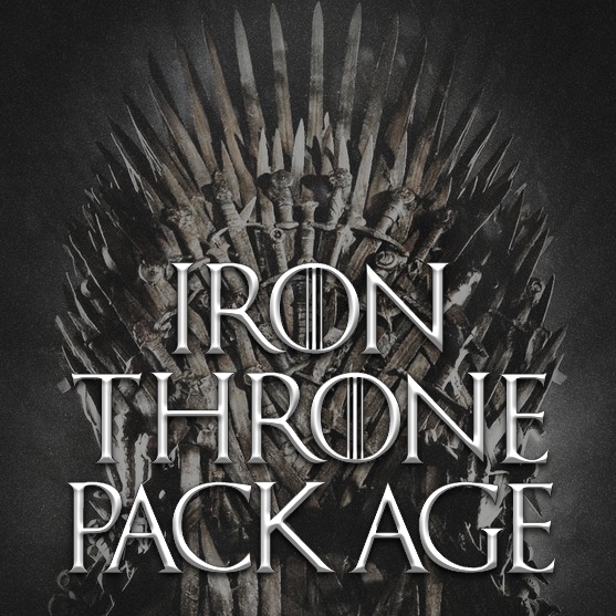 Iron Throne Package