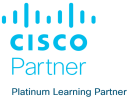Cisco Platinum Learning Partner Logo