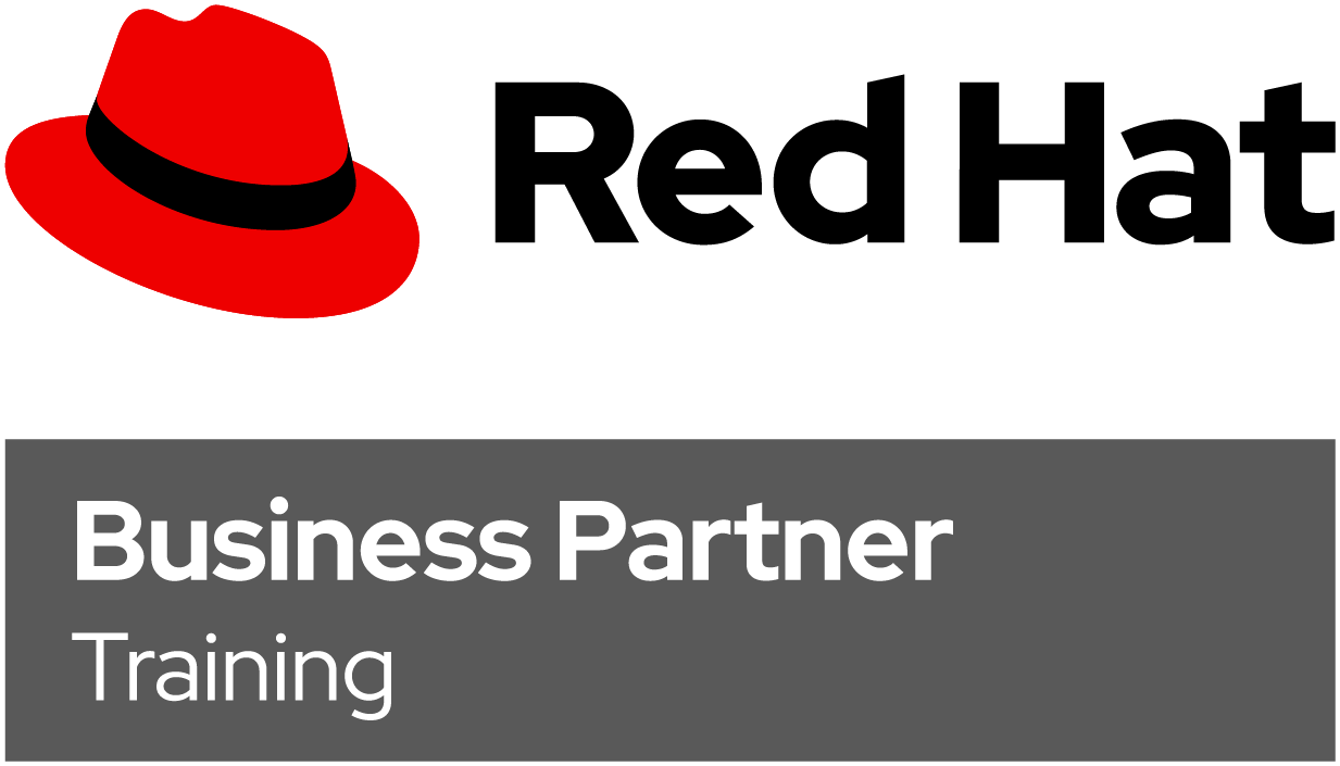 Red Hat Logo Business Partner Training