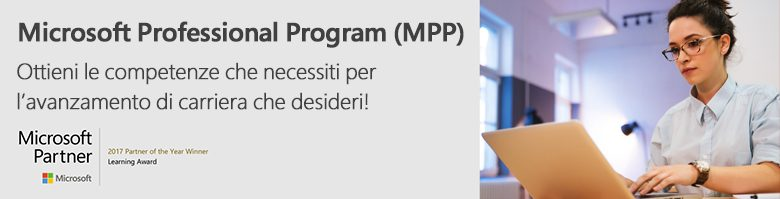 Microsoft Progessional Program