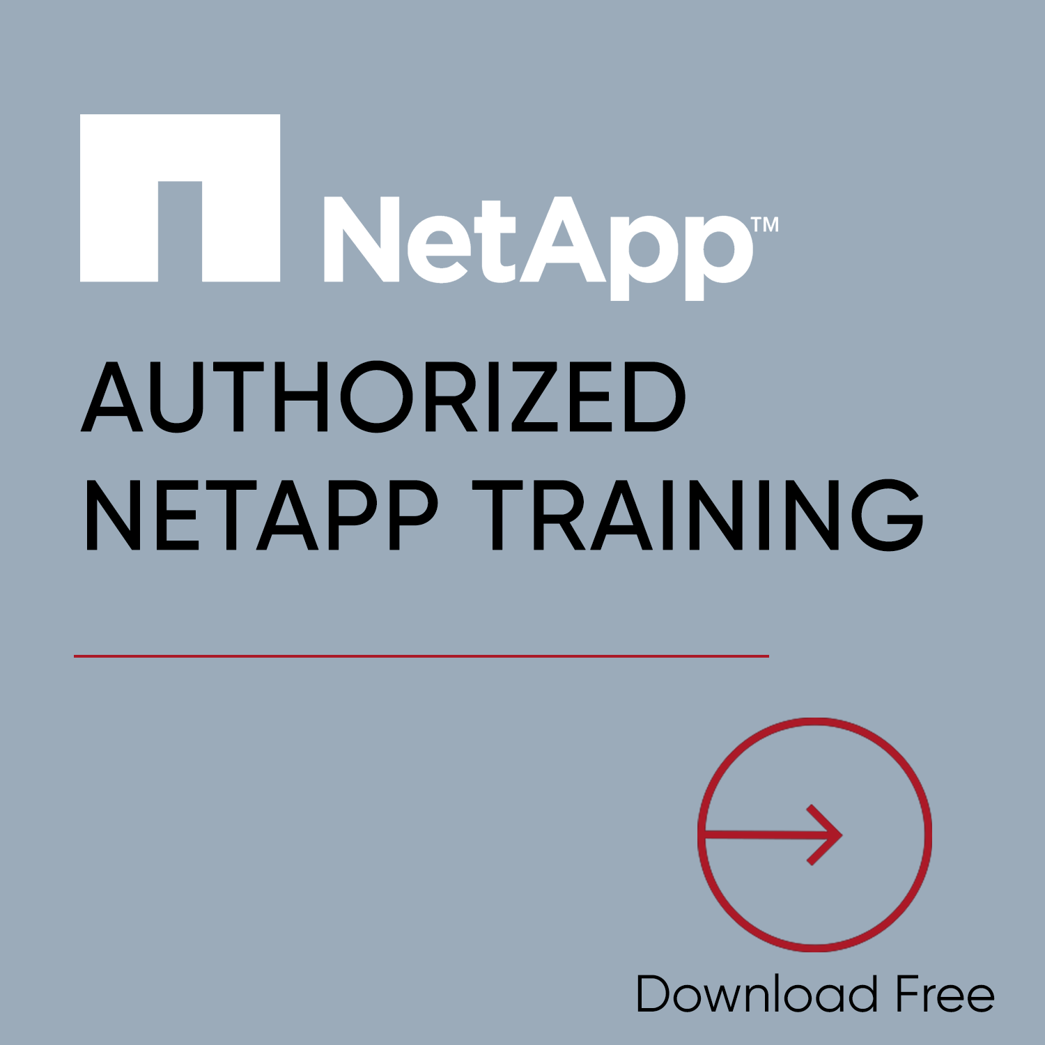 Authorized NetApp Training
