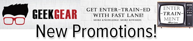 Fast Lane  Promotions