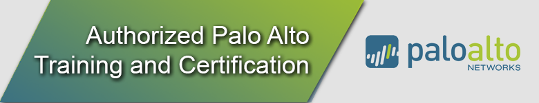 Palo Alto Training & Certification