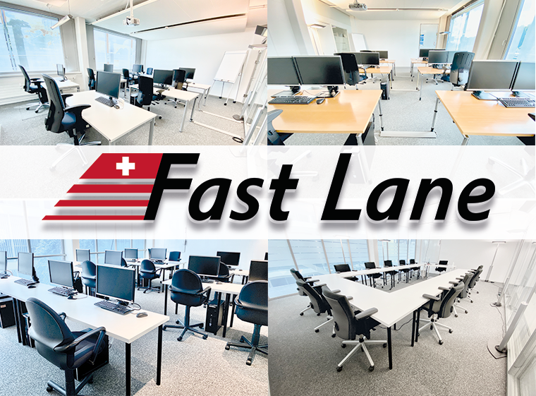 Fast Lane Institute for Knowledge Transfer (Switzerland) AG Zürich - Richtistr. 5 - 8304 Wallisellen