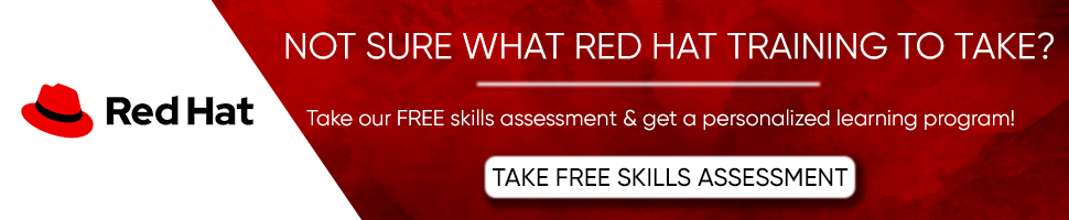 Red Hat Assessment