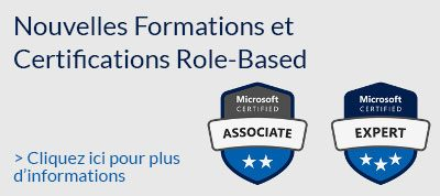 Role-based formations et certifications FR