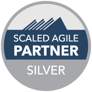 Scaled Agile Silver Partner Logo