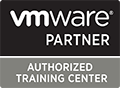 VMware Authorized Training Center Logo