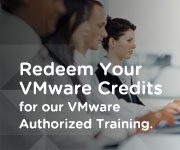 VMware Training Credits