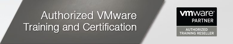 Authorized VMware Training and Certification