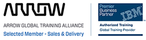 IBM authorized training partnering with Arrow