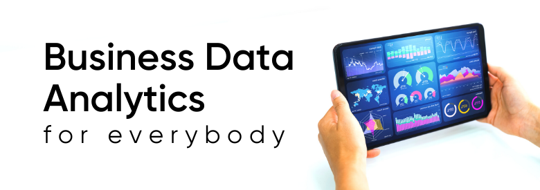 business data analytics for everyone