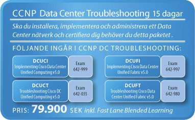 CCNP Data Center Troubleshooting Boot Camp