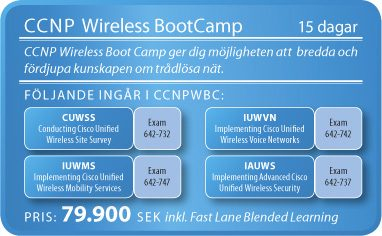 CCNP Wireless BootCamp