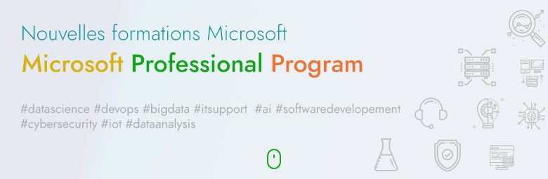 Nouvelles formations Microsoft : MPP !