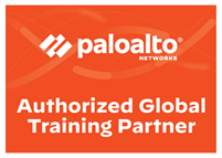 Palo Alto Networks Authorized Global Training Partner Logo