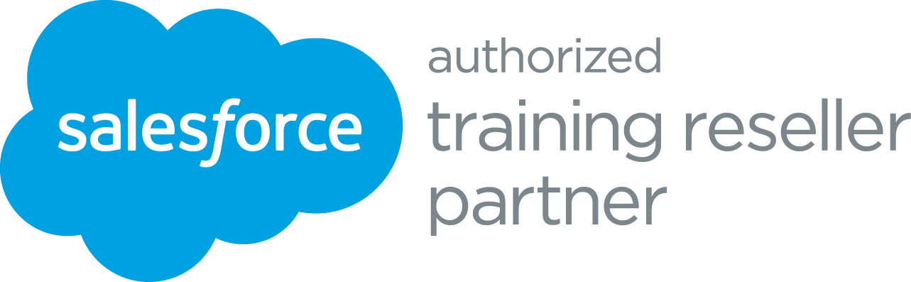 salesforce authorized training reseller partner