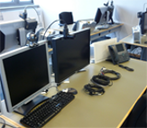 Cisco TelePresence Lab