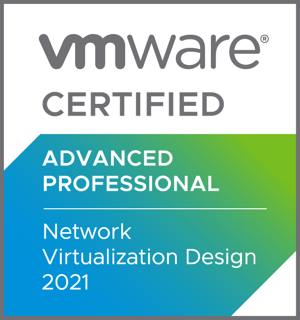 VMware Certification - VCAP-NV Design