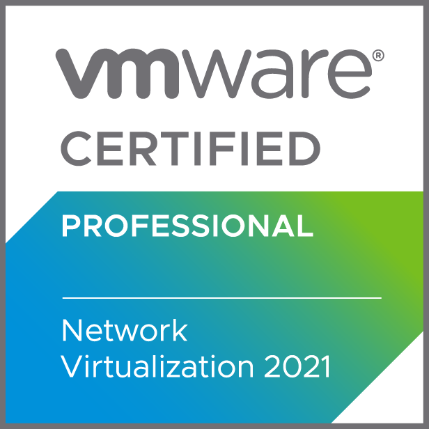 VMware Certification - VCP-NV